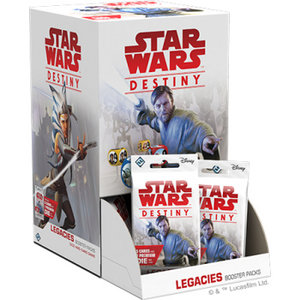 Star Wars Destiny Star Wars Destiny: Legacies Booster Box