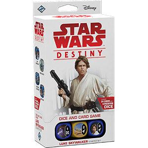 Star Wars Destiny: Legacies - Luke Skywalker Starter Set