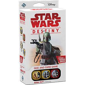 Star Wars Destiny: Legacies - Boba Fett Starter Set
