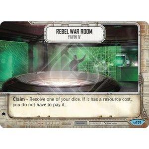 Rebel War Room - Yavin IV