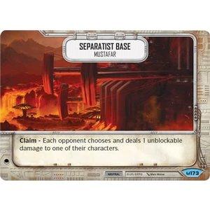 Separatist Base - Mustafar