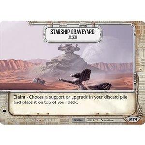 Starship Graveyard - Jakku
