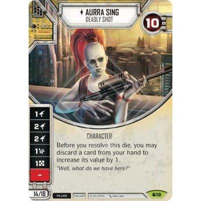 Aurra Sing - Deadly Shot