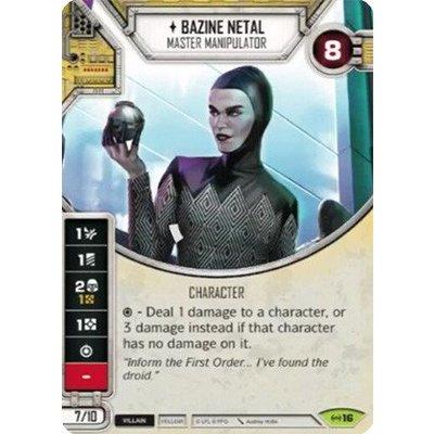Bazine Netal - Master Manipulator