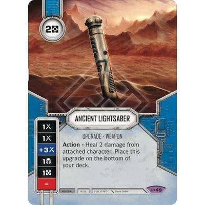 Ancient Lightsaber