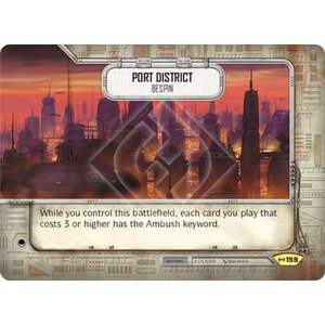 Port District - Bespin