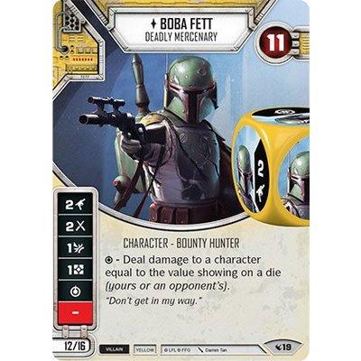 Boba Fett - Deadly Mercenary