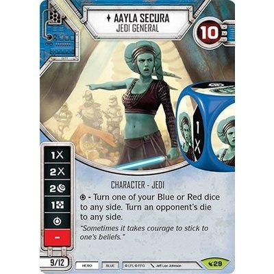 Aayla Secura - Jedi General