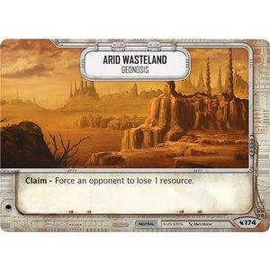 Arid Wasteland - Geonosis