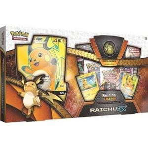 Pokémon TCG Shining Legends Special Collection – Raichu-GX