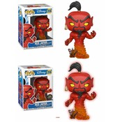 Funko POP! Aladdin POP! Vinyl Figures Red Jafar As Genie 9 cm