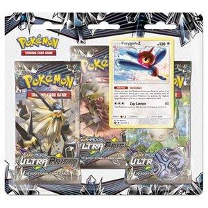 Pokemon TCG SET van 2 Ultra Prism 3-Booster Promo Blisters