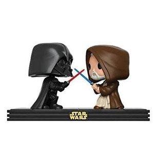 Funko POP! Star Wars POP! Movie Moments Vinyl Bobble-Head 2-Pack Death Star Duel 9 cm