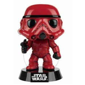 Funko POP! Star Wars Red Stormtrooper Vinyl Bobble-Head 9 cm