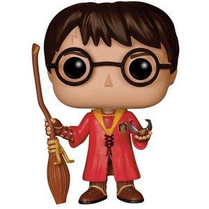 Funko POP! Harry Potter POP! Movies Vinyl Figure Harry Potter Quidditch 9 cm