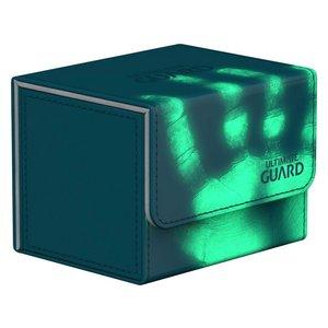 Ultimate Guard SideWinder™ 100+ Standard Size ChromiaSkin™ Radioactive