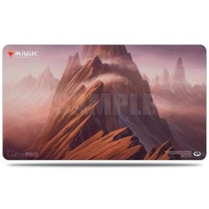 Magic the Gathering Unstable Play Mat - Mountain