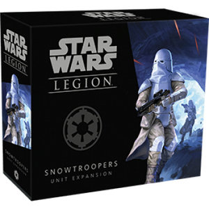 Fantasy Flight Games Star Wars Legion Snowtroopers Unit Expansion