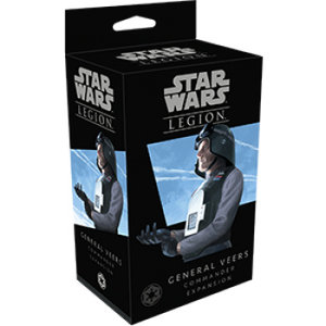 Star Wars Legion General Veers Commander Expansion