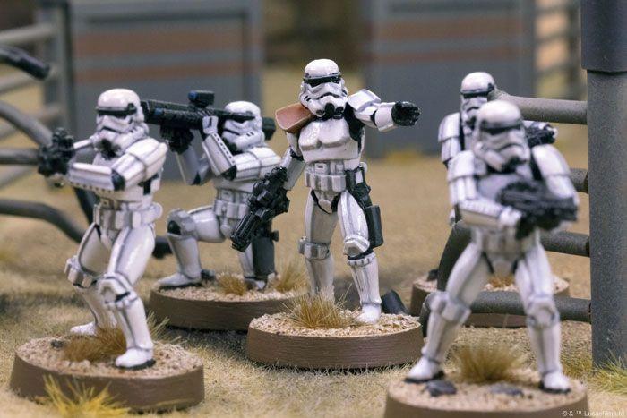 Star Wars Legion Core Set Fiction Store