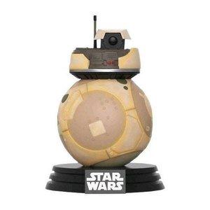 Funko POP! Star Wars Resistance BB Unit Vinyl Bobble-Head Figure 9 cm