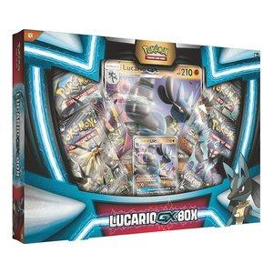 Pokemon TCG Lucario-GX Box