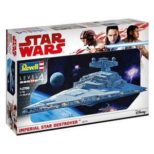 Star Wars Revell Level 4 Model Kit 1/2700 Imperial Star Destroyer 60 cm