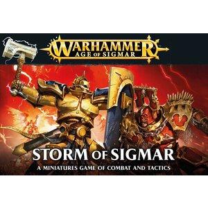 Games Workshop Storm Of Sigmar (ENGLISH)