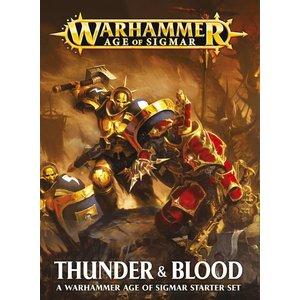 Games Workshop Age Of Sigmar: Thunder & Blood (ENG)