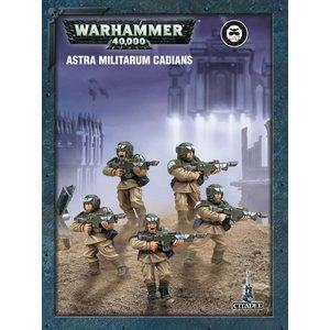 Games Workshop Easy To Build Astra Militarum Cadians