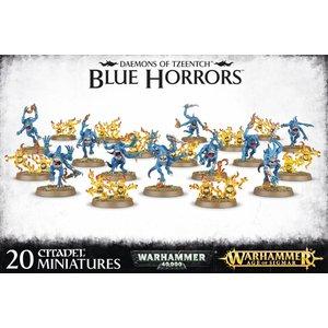 Games Workshop Daemons Of Tzeentch Blue Horrors
