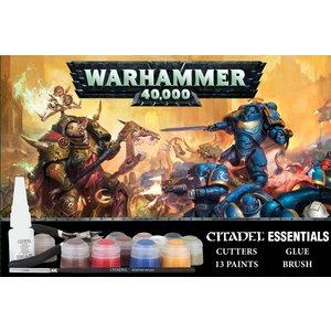 Games Workshop Warhammer 40000 Essentials Set (ENG)