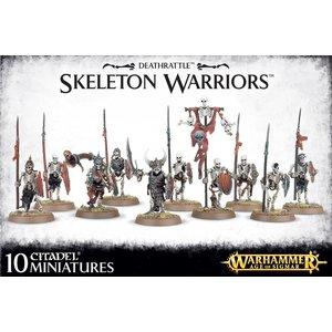 Games Workshop Deathrattle Skeleton Warriors