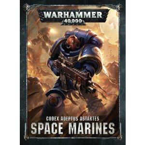 Games Workshop Codex: Space Marines (HB) (ENGLISH)