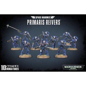 Games Workshop Space Marines Primaris Reivers