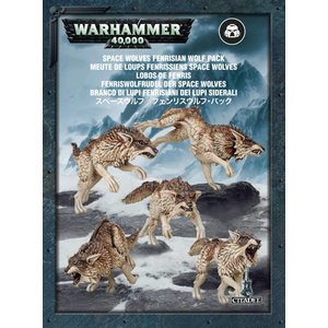 Games Workshop Space Wolves Fenrisian Wolf Pack