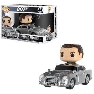 Funko POP! James Bond POP! Rides Vinyl Vehicle with Figure Sean Connery & Aston Martin 15 cm