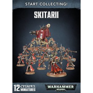 Games Workshop Start Collecting! Skitarii