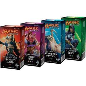 Magic the Gathering Set van 4 Challenger Decks