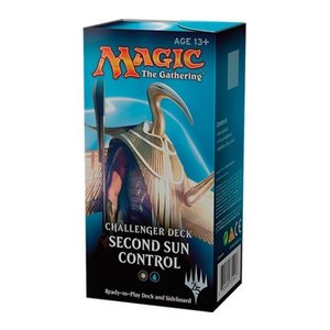 Magic the Gathering Challenger Decks: Second Sun Control