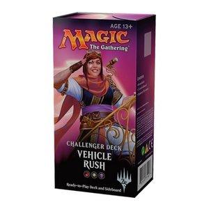 Magic the Gathering Challenger Decks: Vehicle Rush