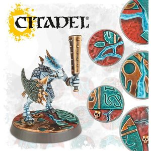 Games Workshop Aos: Shattered Dominion: 25 & 32mm Round