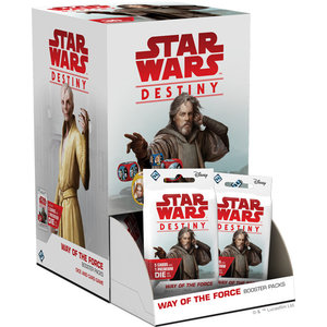 Star Wars Destiny Star Wars Destiny: Way of the Force Booster Box