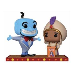 Funko POP! Aladdin POP! Movie Moment Vinyl Figure Aladdin's First Wish 9 cm