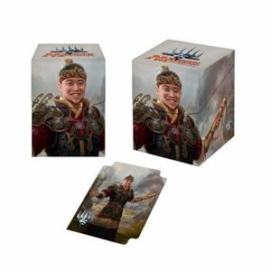 Ultra Pro Masters 25 Pro- 100+ Deck Box Imperial Recruiter