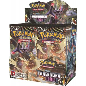 Pokemon TCG Forbidden Light Booster Box