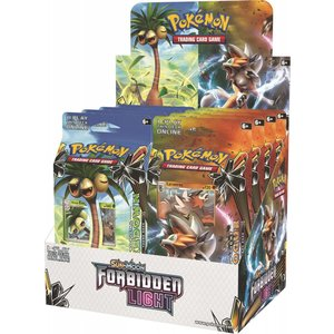 Pokemon TCG Set Forbidden Light Theme Decks