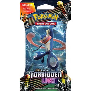 Pokemon TCG Forbidden Light Booster Pack