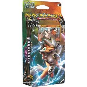 Pokémon TCG Lycanroc Forbidden Light Theme Deck