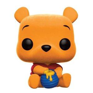 Funko POP! Winnie the Pooh (Flocked) Vinyl Figure 9 cm